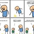 pai cê tá usando drogas?