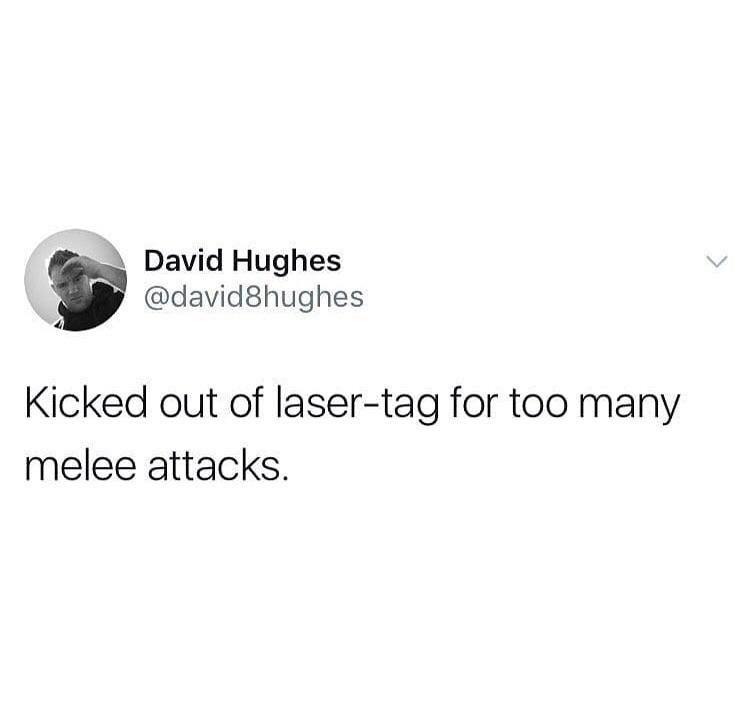 Melee Attacks - meme