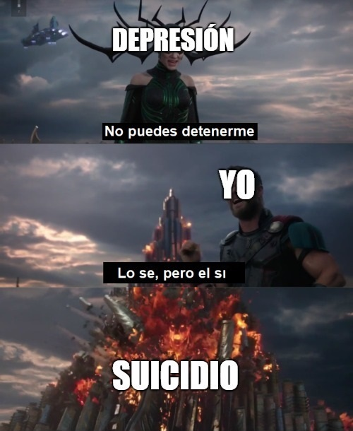 Thor emo - meme