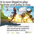 Battle Royale ?