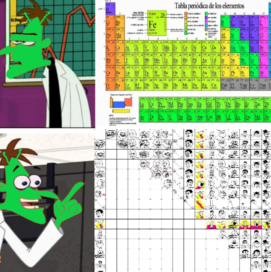Se supone que Doofenshmirtz es Memedroid