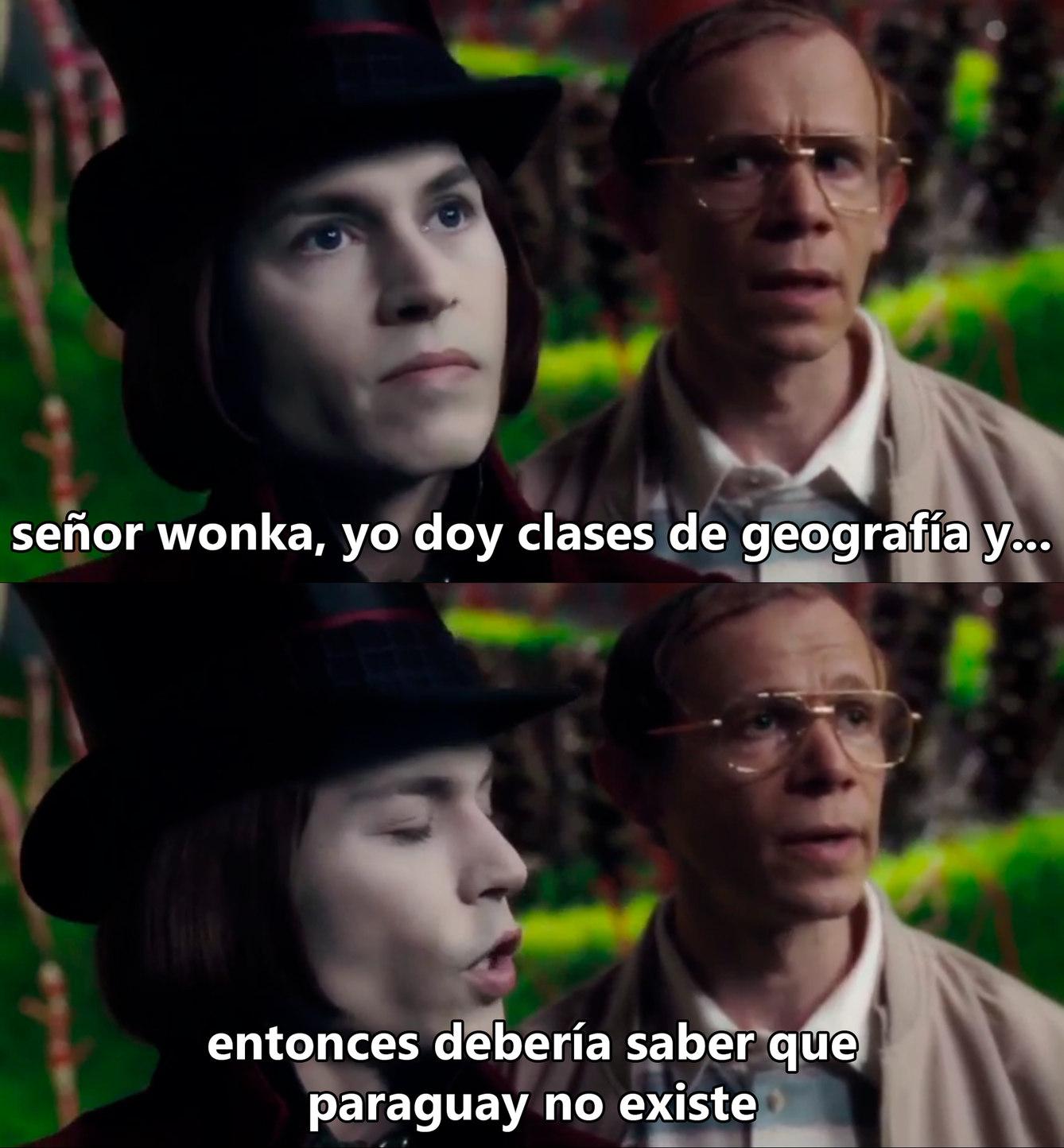 son paraguayos - meme
