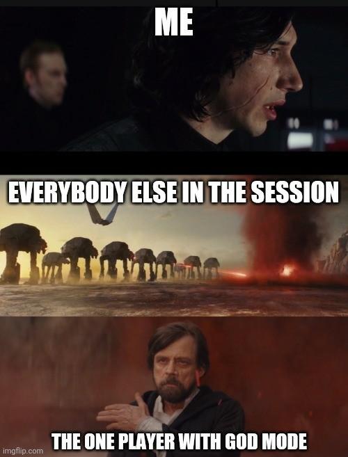 Gta online sessions be like... - meme