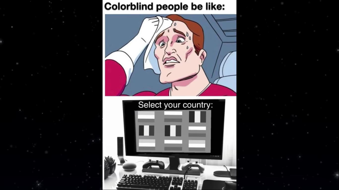 hehe, flag - meme