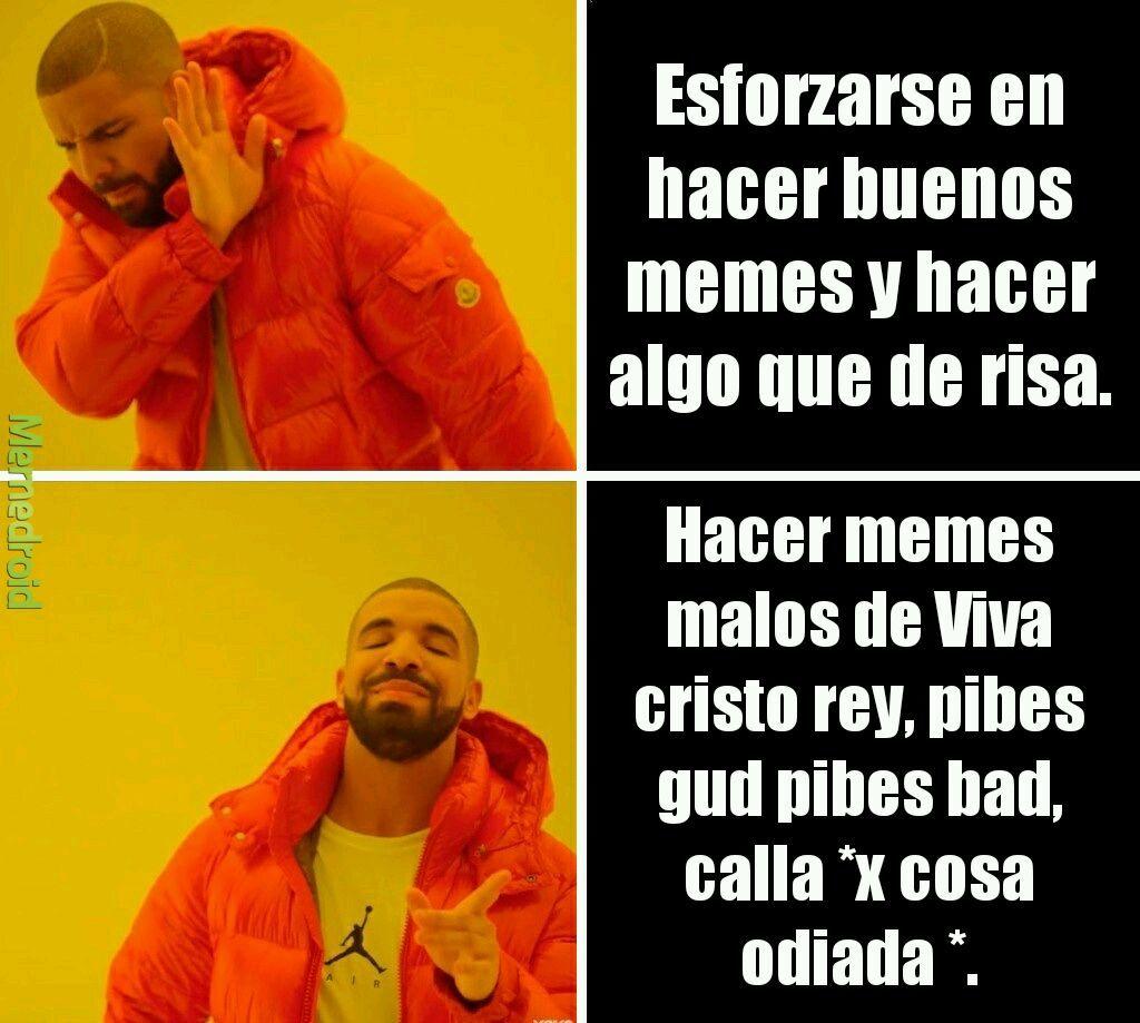 Shitposters panafrescos - meme