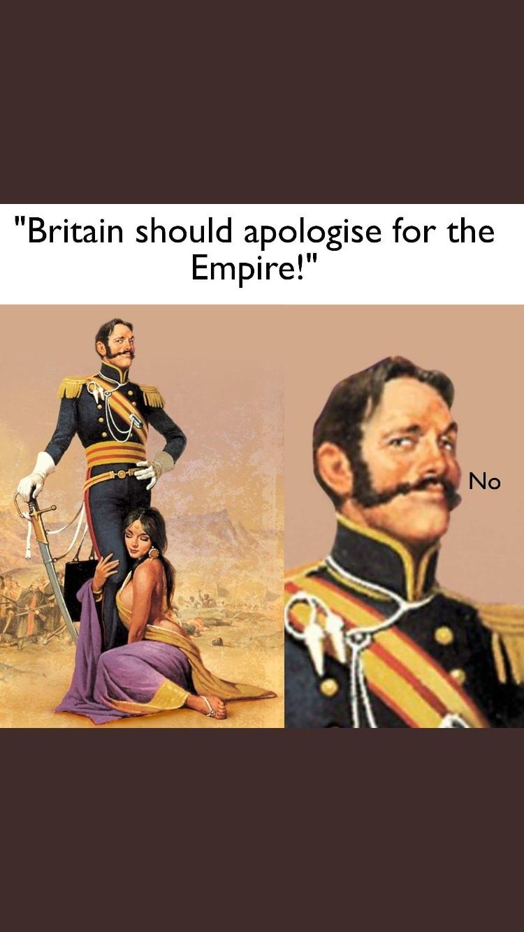 Rule Britannia! - meme