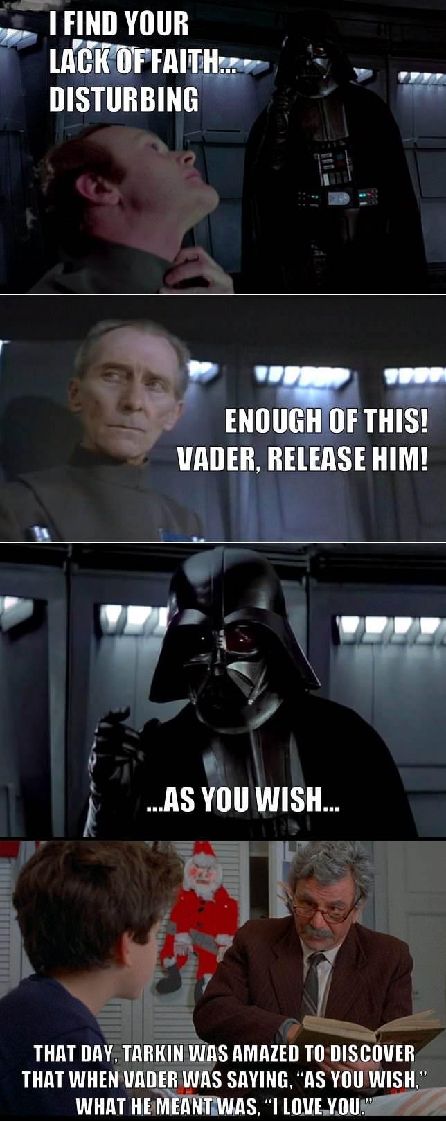 As you wish - meme