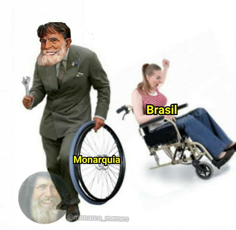 Deodoro de franjafodase - meme