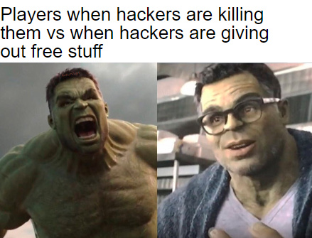 The Duality of Gamers - meme