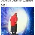 Du coup, pas de 2021