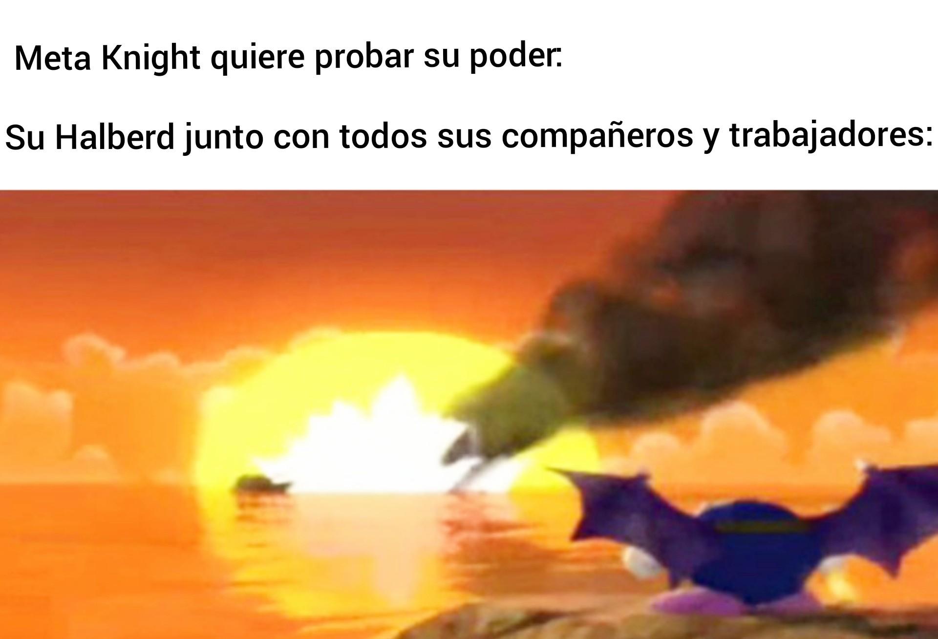 Juego:Kirby Súper Star Ultra - meme