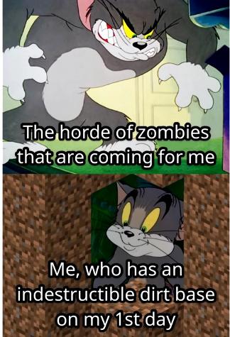 dirt base - meme