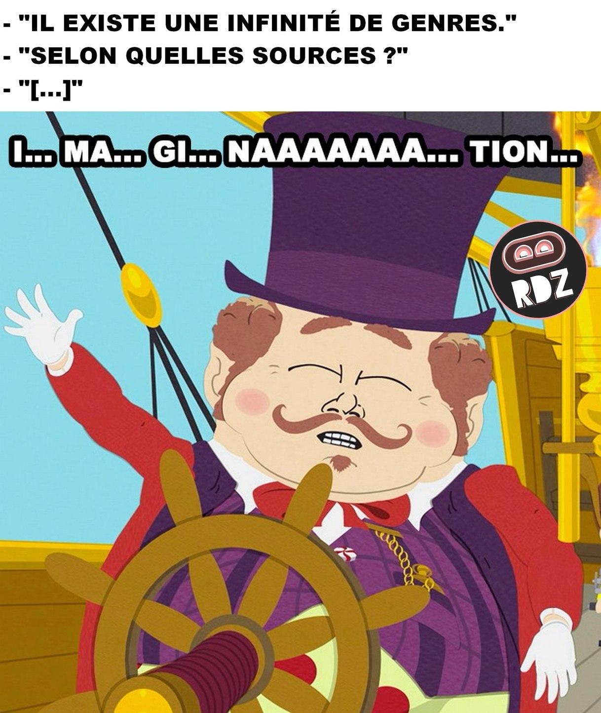 Meilleur épisode de South Park - meme