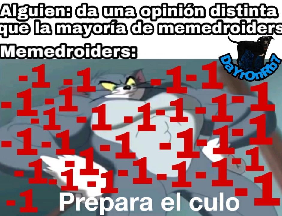 Prepara el ano - meme
