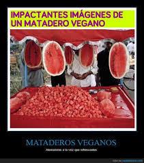 Matadero vegano (͡° ͜ʖ ͡°) - meme