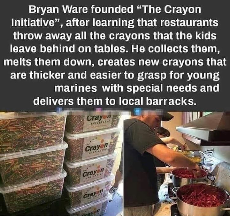 Mmm crayons - meme