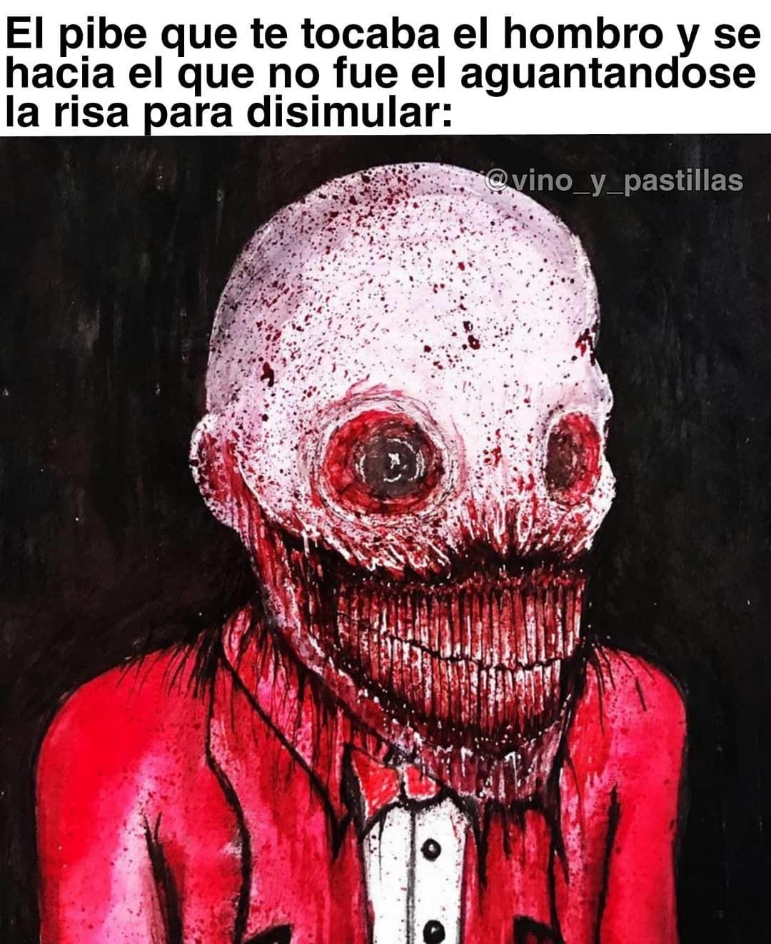 *Se ríe* - meme
