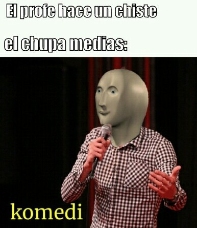 Komedy - meme