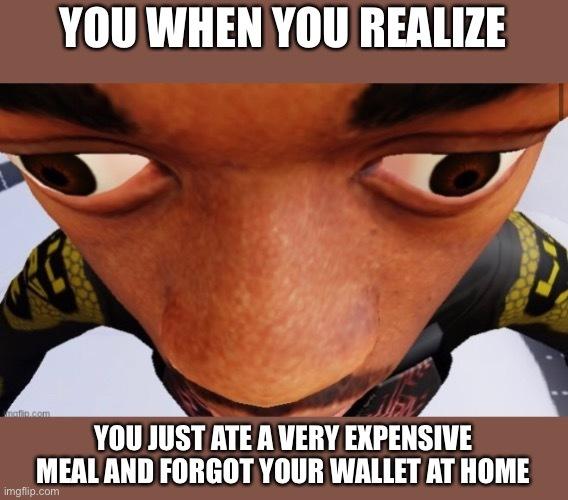 no money im poor - meme