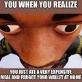 no money im poor