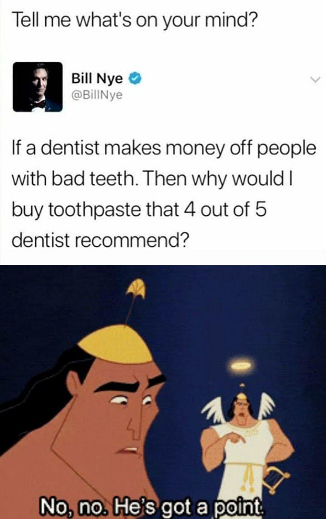 Teeth - meme