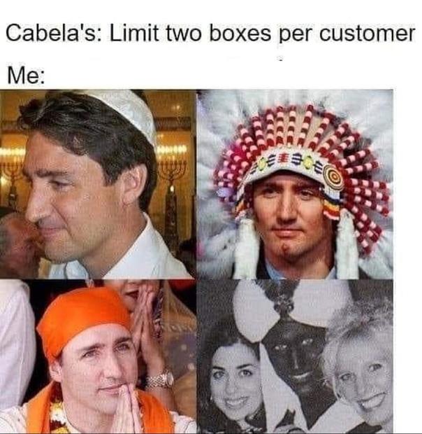 Justin True-cuck - meme