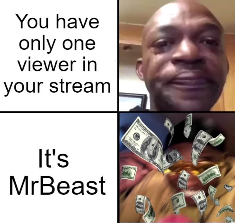 B E A S T  M A N - meme