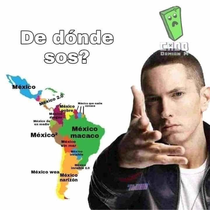 Mexico 2.0 - meme