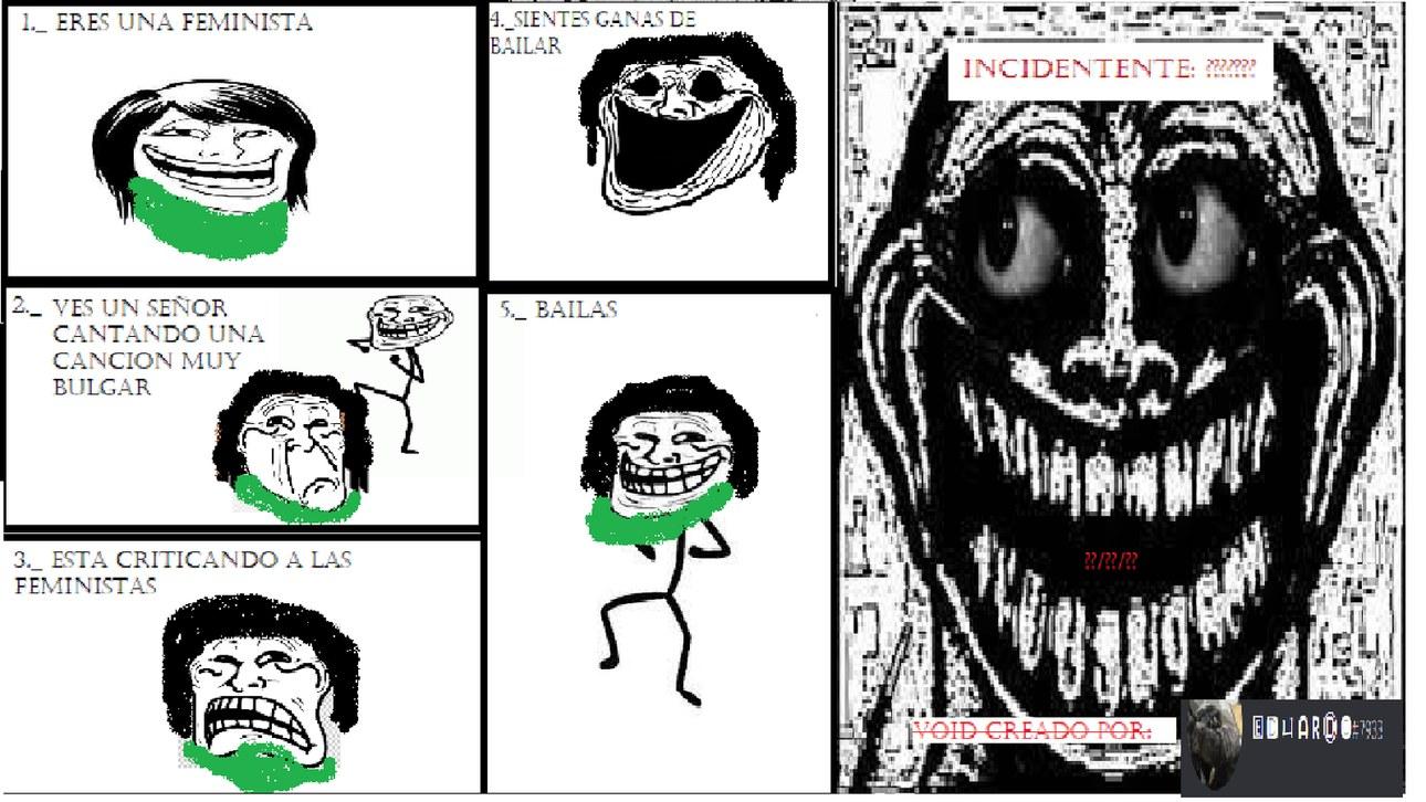 void meme incidente:????? si saben de que me vase para crear este void meme escribanlo en los comentarios