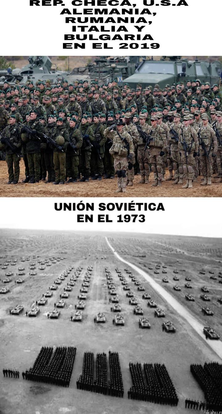1970's vs 2019 - meme