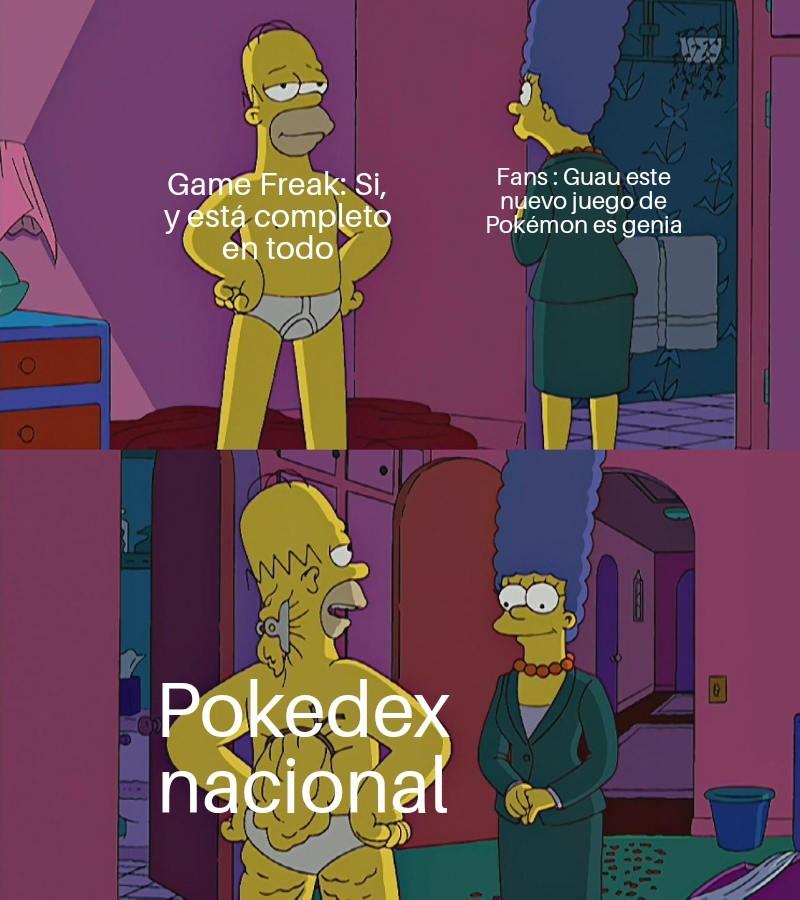 F por la Pokedex nacional - meme