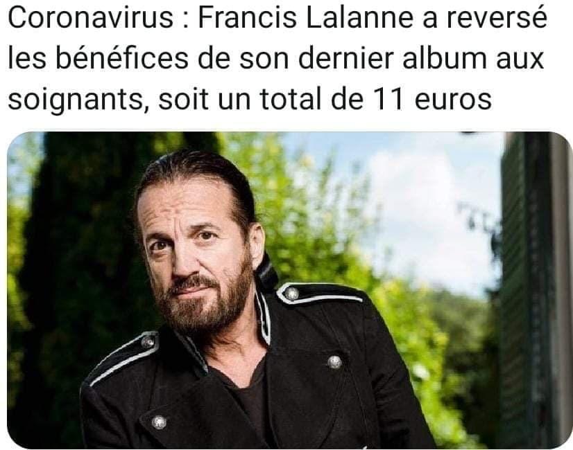 Merci Francis ! - meme
