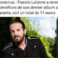 Merci Francis !