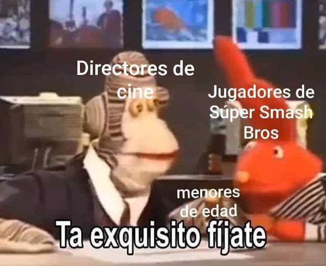 31 minutos - meme
