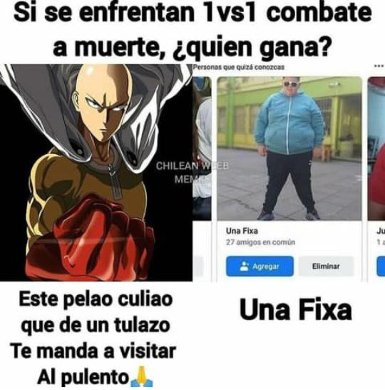 Una Fixa :) - meme