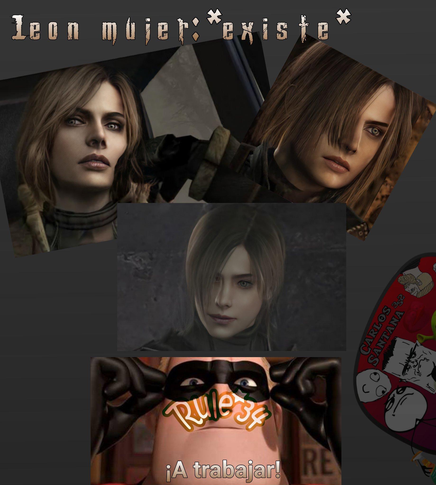 Algún nombre para para Leon mujer? - meme