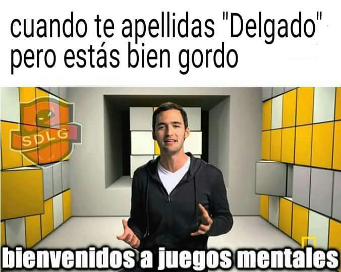 Juegos mentales :v - meme