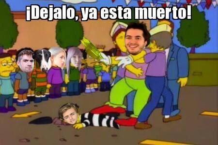 #quechingueasumadredalas - meme