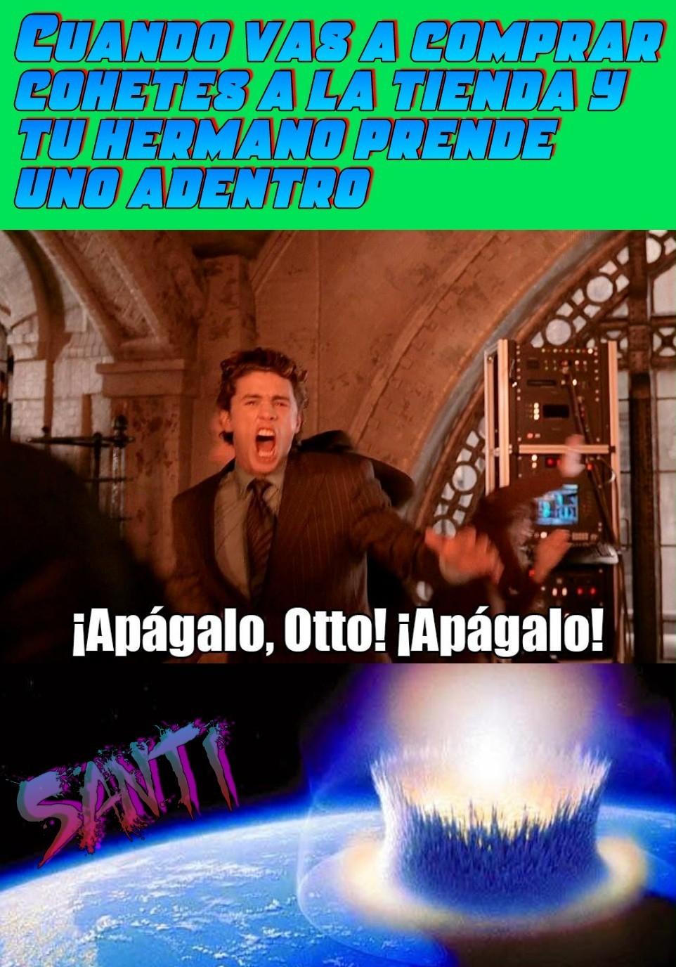 FELIZ AÑO NUEVO (Nueva fuente) - meme