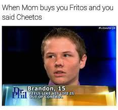 Me too Brandon, me too - meme