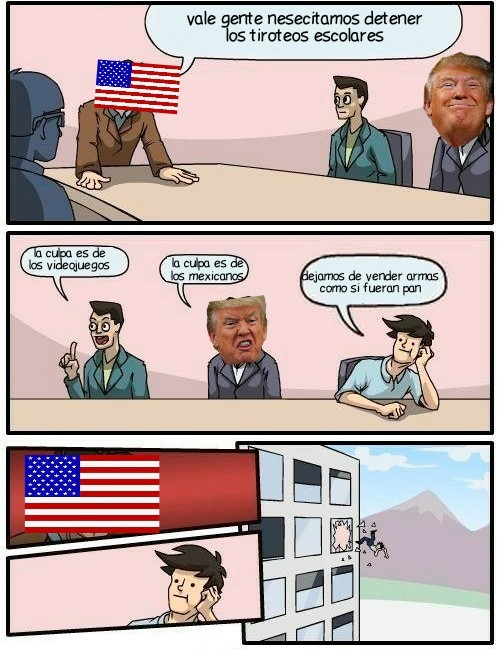 Este meme ya es muy antiguo pero me sigue gustando