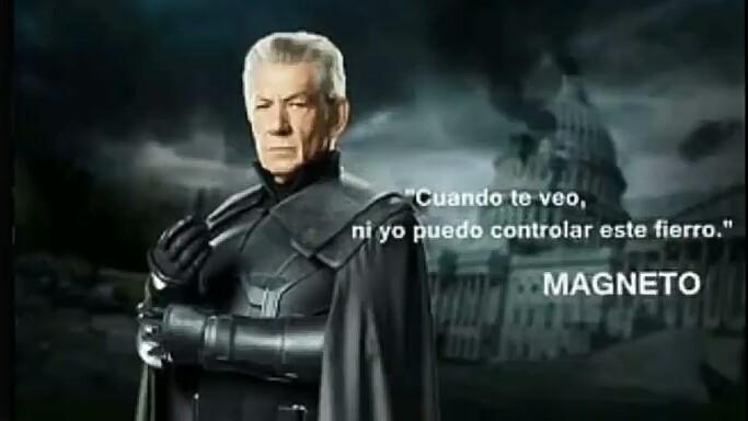Magneto - meme