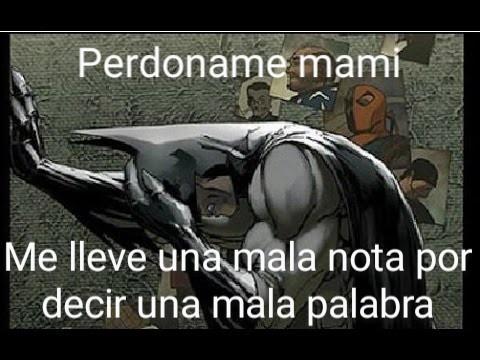 F por el vatman - meme