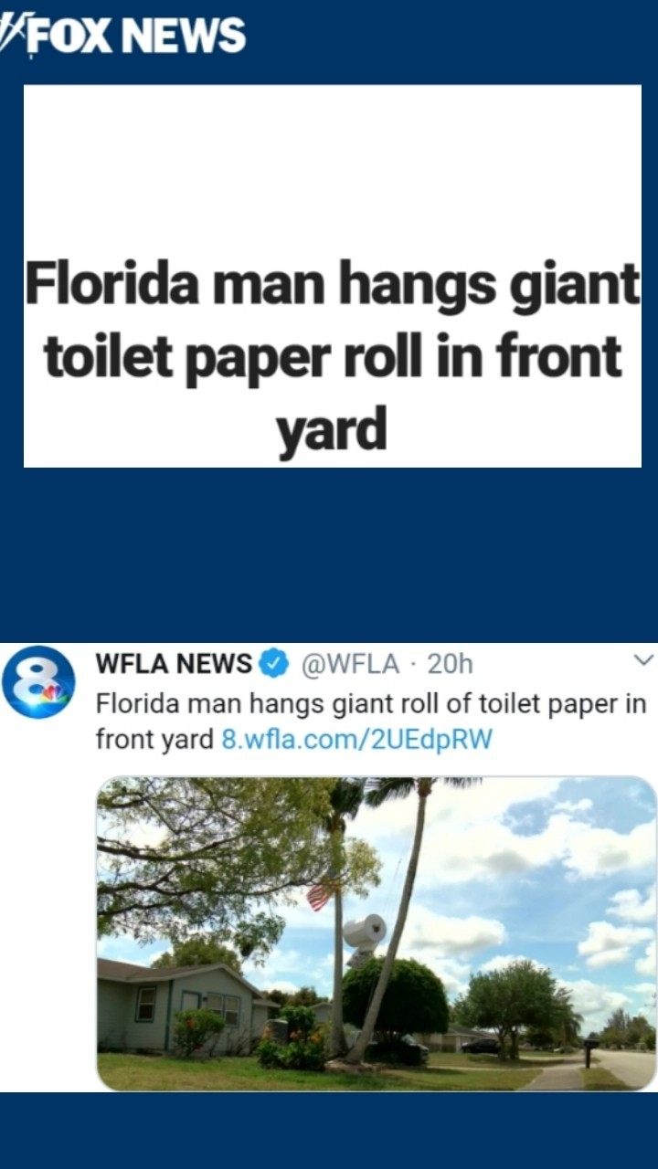 I know what a Florida Man can do...because I live in Florida - meme
