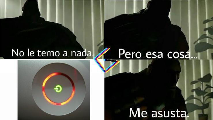 LOS 3 ANILLOS,PEOR QUE TENER CÁNCER - meme