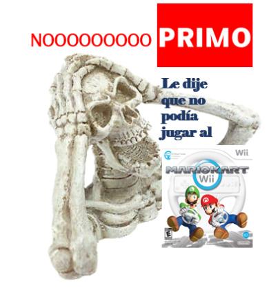 pinche primo ahora me rayo el disco. Que tal me quedo mi primer meme de esqueletos? :happy2: