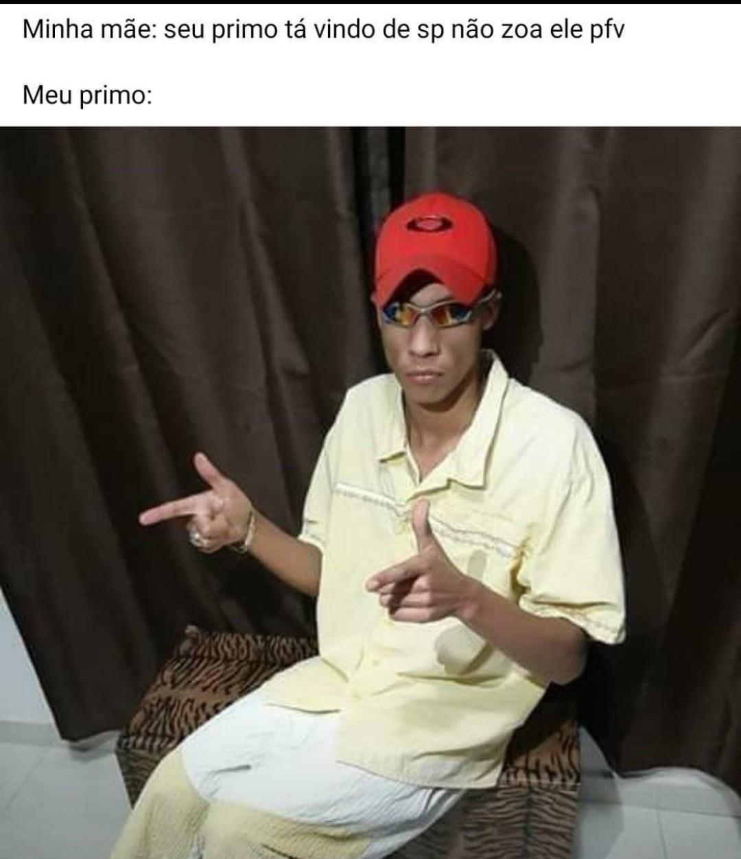 Paulistas - meme
