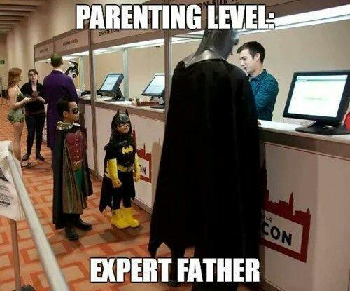 Batman soy nueva acepten momo - meme