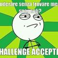 Per quale motivo gli spagnoli mettono i meme nel server italiano.....