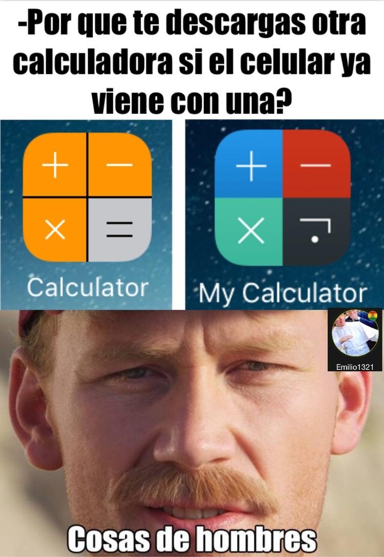 calculator plus - meme